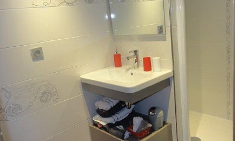 salle d'eau chambre COLINE